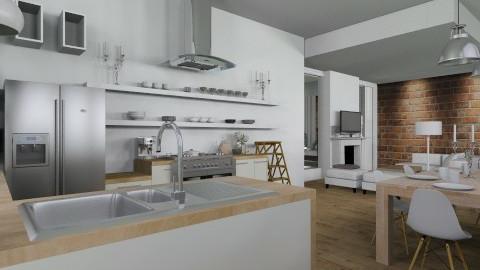 OozoO - Modern - Living room  - by StienAerts