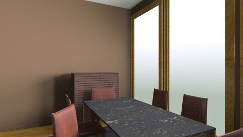 Dining Option 2 - Retro - by ultraviolet1