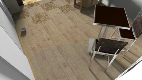 The kitchen Idea2 - Minimal - Kitchen  - by firegod003