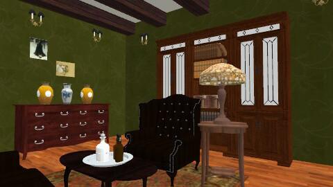 VH DESK MAISON - Retro - Office  - by THX1138