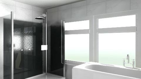 Sketch 3 - Classic - Bathroom  - by alelopezdeharo