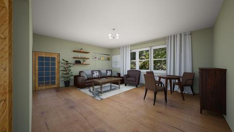 Living room 3 - Living room  - by edgarfresh