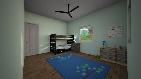 Kids Bedroom - Kids room - by mermaid girl2004