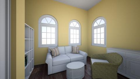 Sunroom closet - by calciumhydroxide