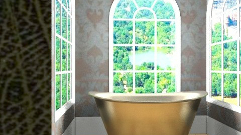 bathroom - Vintage - Bathroom  - by chloesophia