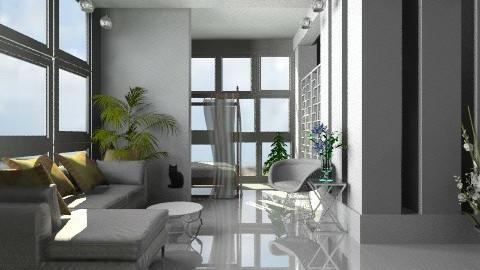 Living Room - Minimal - by PomBom