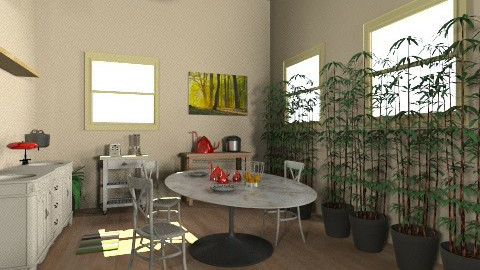 0205 - Country - Kitchen  - by zeland