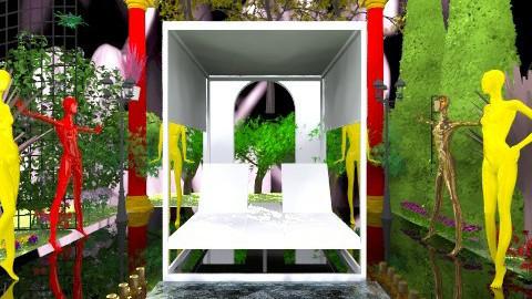 gee - Classic - Garden  - by kutus