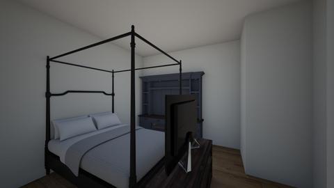 My Room  - Bedroom  - by lamamoose7