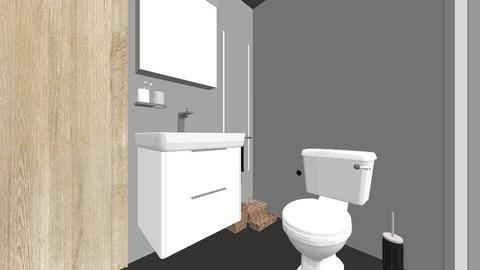Heathers Reno - Bathroom  - by TubCutter