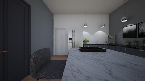 Kitchen - Modern - Kitchen  - by hh_home