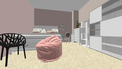 My Room - Modern - Bedroom - by avavanbu