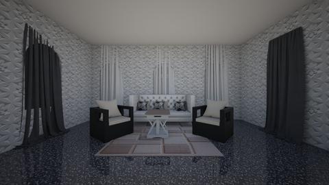 it is modern living room - Modern - Living room  - by Sofia and kiki