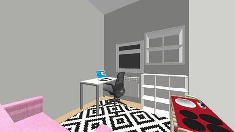 Office Play Room - Kids room  - by Timtam51