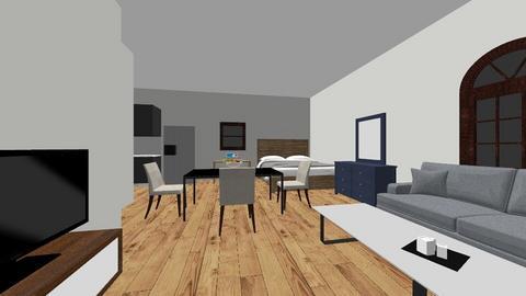 efficiency project - Minimal - by clara19722008