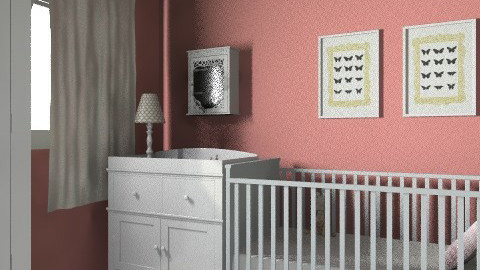Leila12 - Eclectic - Kids room  - by ragazza28