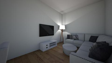 huis van nathalie flahaut - Living room  - by ANGELOTUMMINO