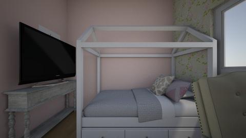 kajas room - Bedroom - by rochemaja