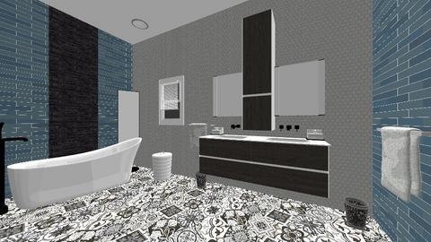 Testing  - Bathroom  - by Bakhtyar