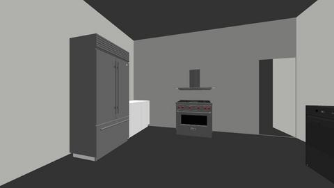 Baseline House - Classic - Kitchen  - by mikebusch876