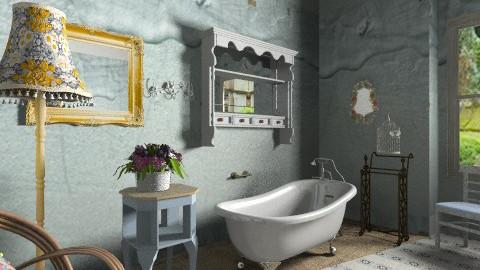 Vintage br varriant - Vintage - Bathroom  - by milyca8