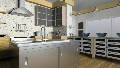Twenty Something - Modern - Kitchen - by Waykeeup