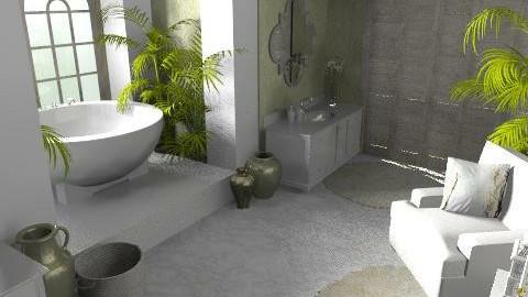 Spa Bathroom - Rustic - Bathroom  - by eleo123