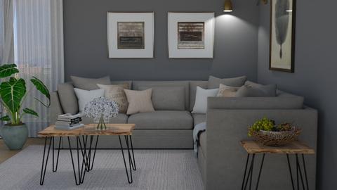 Cosy corner - Living room  - by Tuija