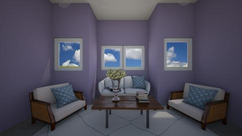A Room for N - Living room  - by Design3690