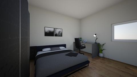bedroom - by Ali75
