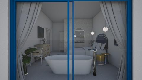 Bedroom - Modern - Bedroom  - by Annathea
