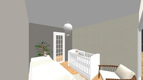 startowa 3 - Kids room  - by holyyy