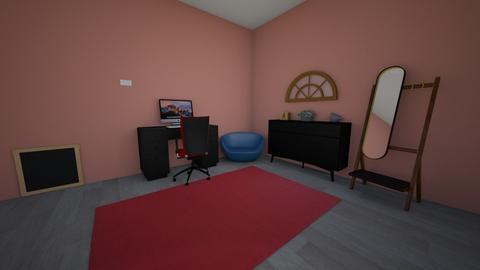 Romia Room - Bedroom  - by sierraver