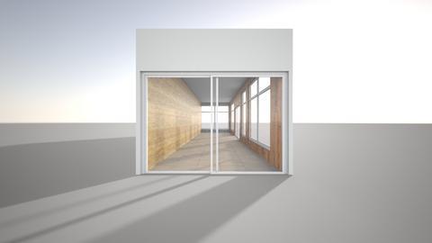 WHOUSE OUTSIDE - Modern - Office  - by Kyaraema