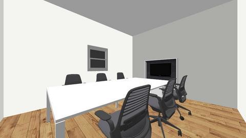 Office - Modern - Office - by Luca187
