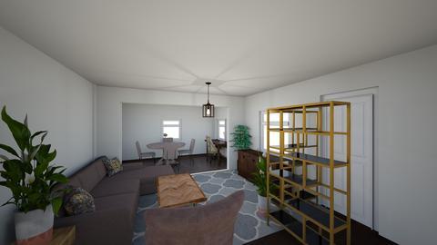 Beth remix of room - Living room  - by rachelmoran319