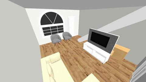 Living Room Config 2 - Living room  - by MKMane