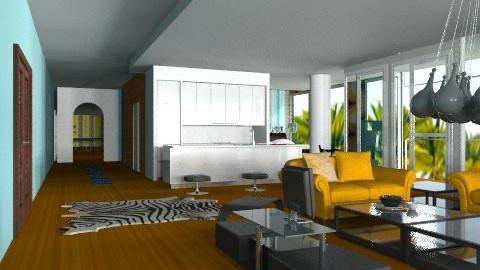 cool room 2 - Glamour - Bedroom  - by Kareem