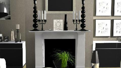 SmokeAndMirrors-Detail2 - Glamour - Living room  - by camilla_saurus