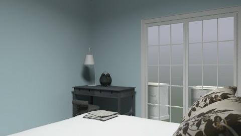 bedroom2 - Minimal - Bedroom - by kim_villarama