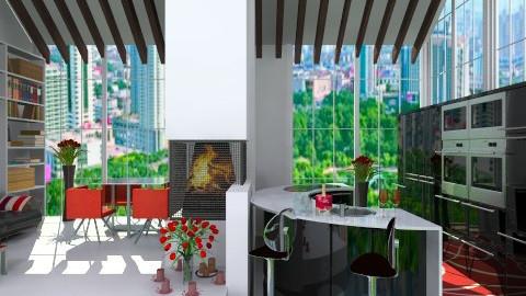 Room6 - by Enescu Ioana Daniela
