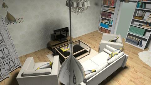living room - Glamour - Living room  - by ddiiannaa