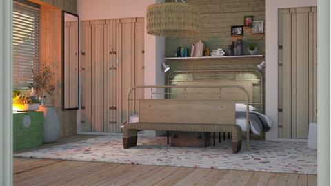 Modern sage - Modern - Bedroom  - by augustmoon