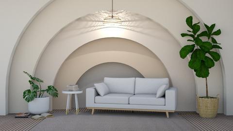 o r g a n i c  - Modern - Bedroom  - by cozB12