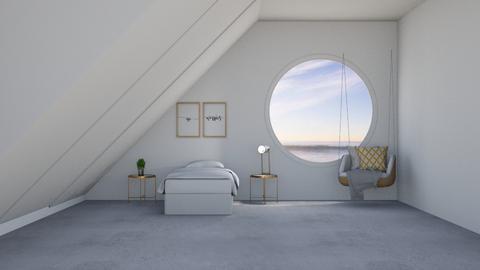 KittyKat28 contesttt  - Bedroom  - by elliers11