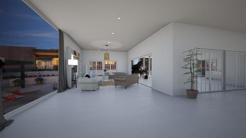 ABC - Living room - by katarinalaaksonen
