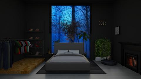 Night - Bedroom  - by ErdemK123