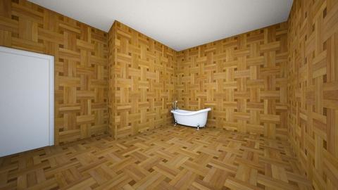 bathroom - Rustic - Bathroom  - by BastienBeneteau
