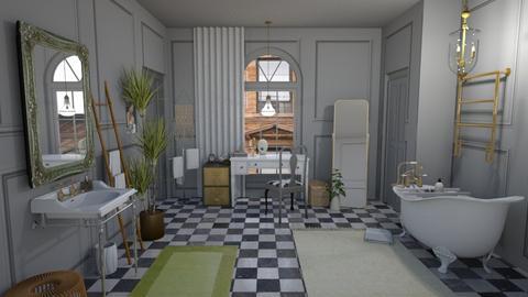 decades - Bathroom  - by margaretitty