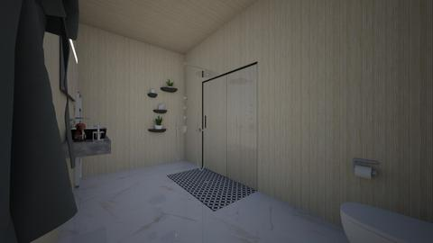 bathroom - Classic - Bathroom  - by MillieBB_fan